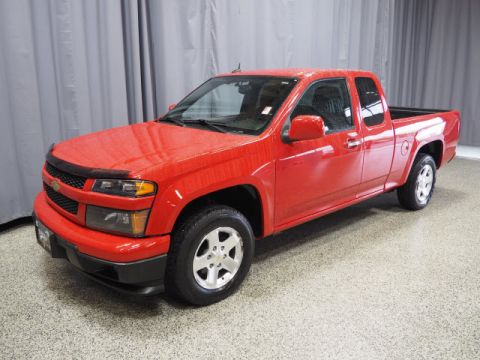 Pre-Owned 2012 Chevrolet Colorado LT