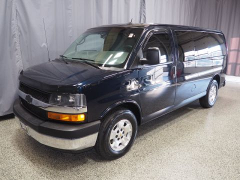 Pre-Owned 2012 Chevrolet Express Passenger LT 1500