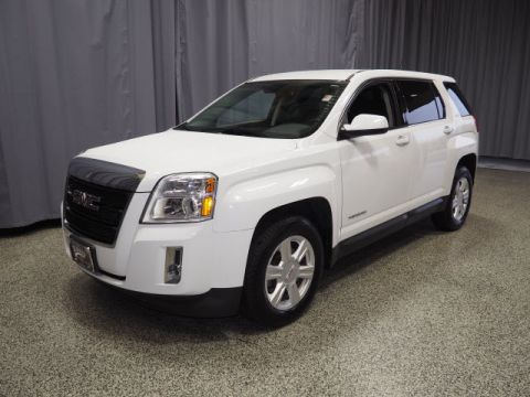 Certified Pre-Owned 2015 GMC Terrain SLE
