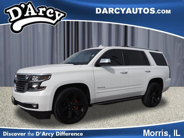 Certified Pre Owned 2016 Chevrolet Tahoe Ltz