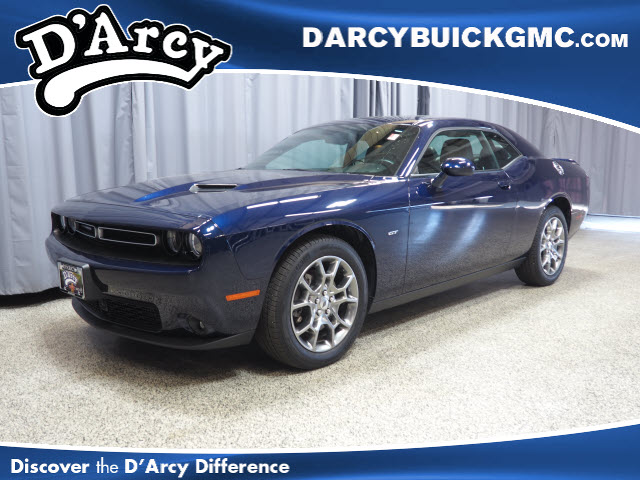 Pre Owned 2017 Dodge Challenger Gt