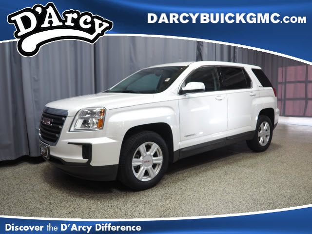 Certified Pre-Owned 2016 GMC Terrain SLE-1