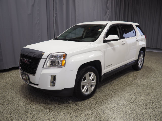 Certified Pre Owned 2017 Gmc Terrain Sle