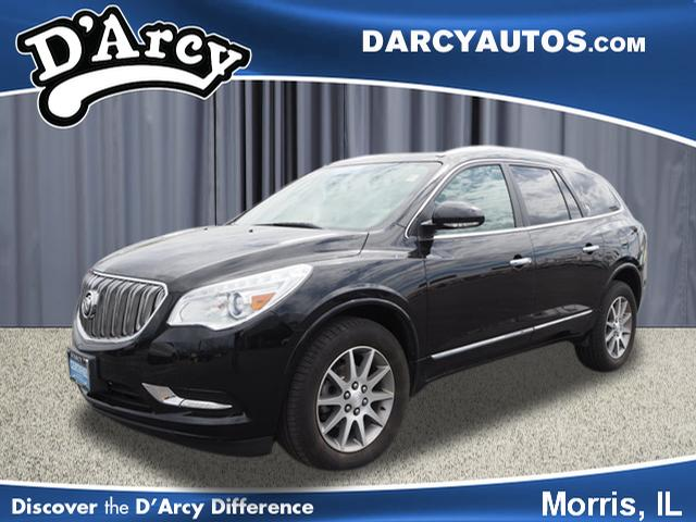 Certified Pre Owned 2016 Buick Enclave Leather