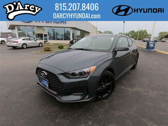 Pre-Owned 2019 Hyundai Veloster Turbo R-Spec
