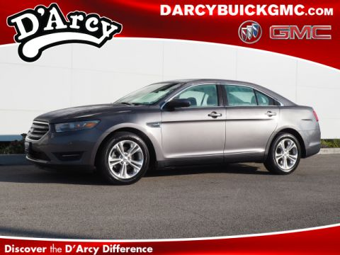 Pre-Owned 2014 Ford Taurus SEL AWD