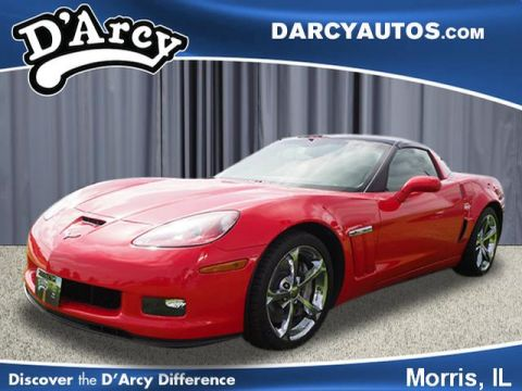 Pre-Owned 2012 Chevrolet Corvette Z16 Grand Sport