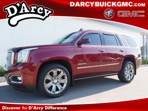 Pre-Owned 2016 GMC Yukon Denali With Navigation