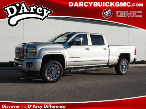Pre-Owned 2018 GMC Sierra 2500HD Denali With Navigation & 4WD