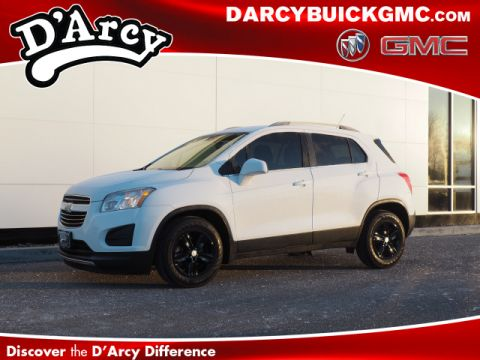 Pre-Owned 2015 Chevrolet Trax LT FWD LT 4dr Crossover