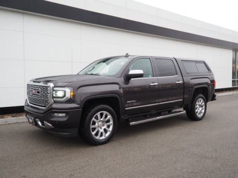 Pre-Owned 2016 GMC Sierra 1500 Denali With Navigation & 4WD
