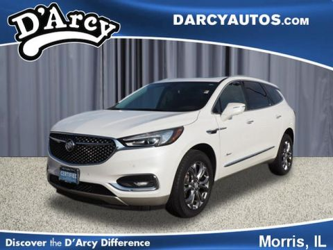 Certified Pre-Owned 2019 Buick Enclave Avenir With Navigation & 4WD