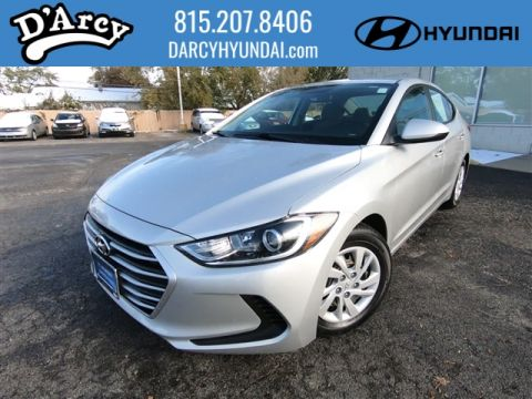 Pre-Owned 2018 Hyundai Elantra SE FWD SE 4dr Sedan 6A (US)