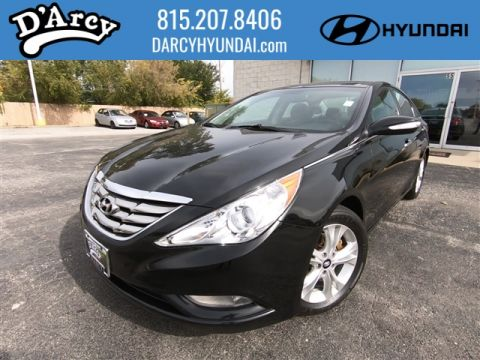 Pre-Owned 2011 Hyundai Sonata Limited FWD Limited 4dr Sedan