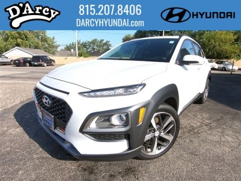 Certified Pre-Owned 2019 Hyundai Kona Ultimate FWD Ultimate 4dr Crossover