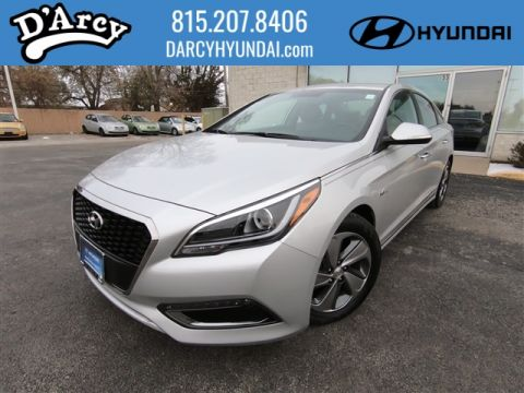 Certified Pre-Owned 2016 Hyundai Sonata Hybrid Limited FWD Limited 4dr Sedan