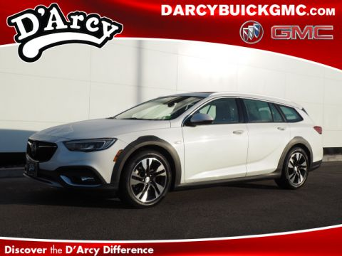 2019 Buick Regal TourX