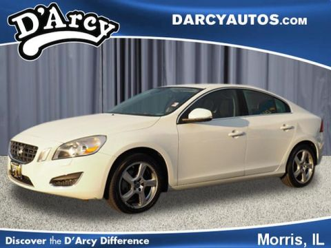 Pre-Owned 2012 Volvo S60 T5 FWD T5 4dr Sedan